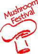 The Mushroom Festival Logo