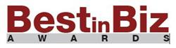 Best in Biz Awards logo