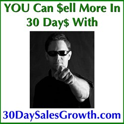 Grow Sales This Month With 30DaySalesGrowth.com