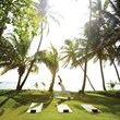 Yoga in the Coconut Grove Garden at Peter Island Resort & Spa