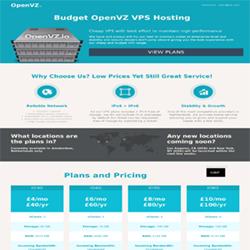 OpenVZ VPS