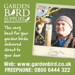 Simon King - Garden Bird Supplies Expert