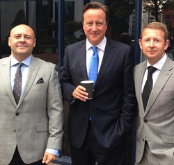 David Cameron - Lee Dentith