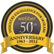 Webber celebrates its 50th year in business