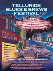 Telluride Blues & Brews Festvial
