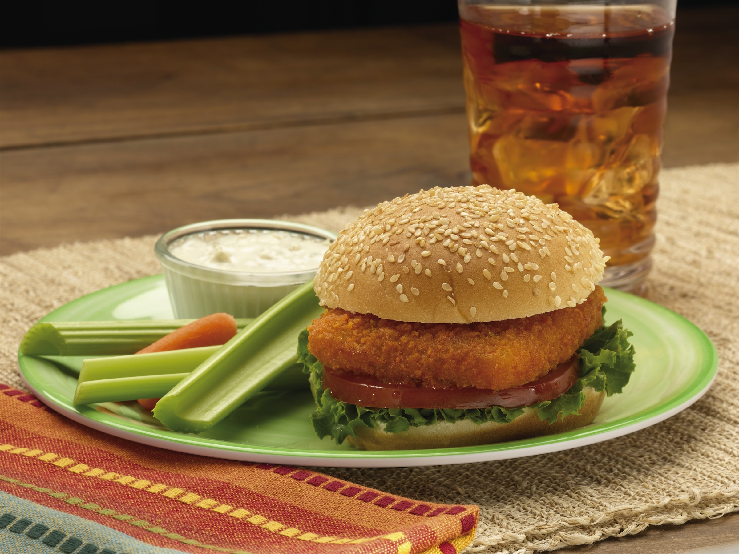 Gorton s seafood celebrates national sandwich month with for Fish sandwich calories