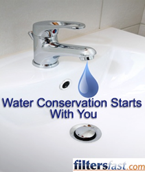 water conservation, water filters, water quality month, water quality