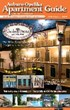 Auburn Apartment Guide