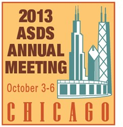 American Society for Dermatologic Surgery 2013 Annual Meeting