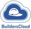 BuildersCloud, startup, logo, construction, technology