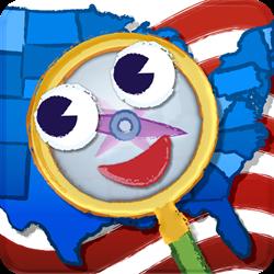 GeoSeeker USA icon