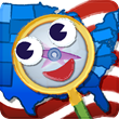 GeoSeeker USA: New Geography Seek and Find Games From Selectsoft...