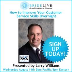 BrideLive Larry Williams Webinar