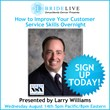 BrideLive to Host Webinar with Nationally Recognized Speaker and...