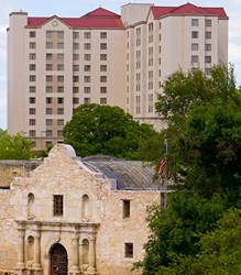 Alamo hotels, hotels in downtown San Antonio, San Antonio extended stay hotels