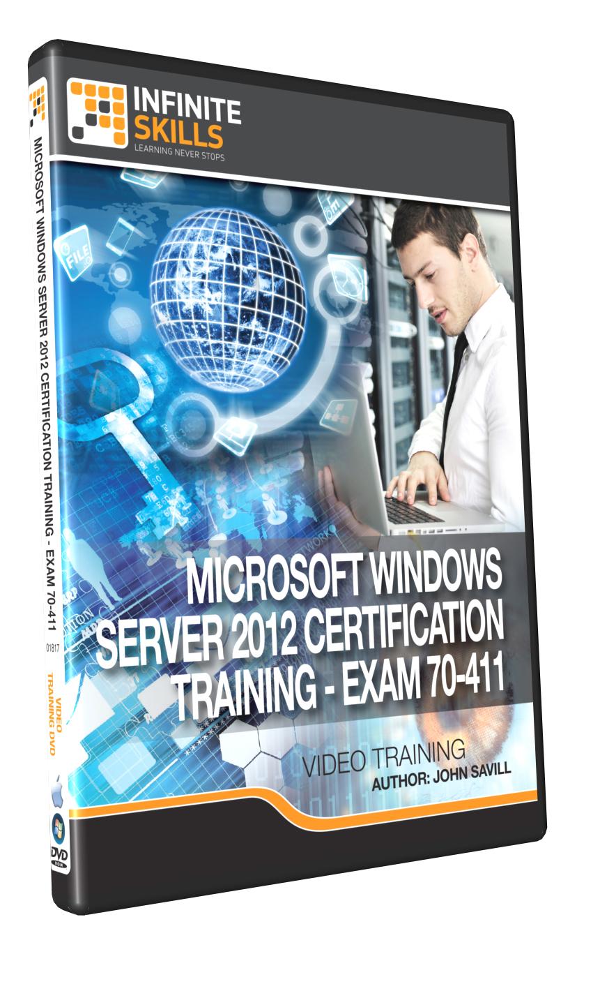 Infinite Skills Microsoft Windows Server 2012 Certification Exam