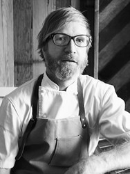 Chef Daniel Burns is looking forward to his collaboration with Matt Orlando from Amass