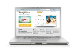 KangaTime website