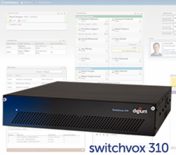 For mid-sized businesses, the Digium Switchvox 310 VoIP system available at VoIP Supply