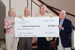 Goshen Hospital & Health Care Foundation and Center for Hospice Care collaborative efforts advance palliative care for young patients.