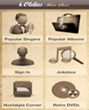 iOldies App Screenshot