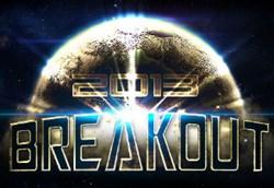 Breakout 2013 by Dr. Ben Adkins