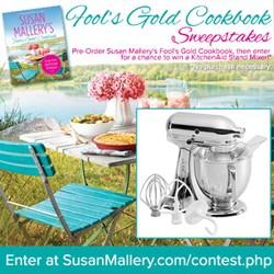 Fool's Gold Cookbook Contest