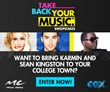 "Music Choice Presents ""Take Back Your Music"" Sweepstakes with Cox"