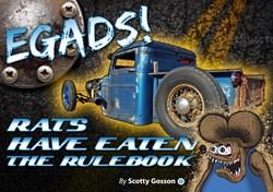 rat rods, hot rods, car show