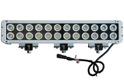 High Power LED Light Bars for Marine and Boating Applications