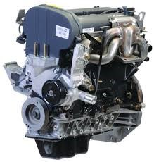 Escort ZX2 Engine