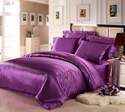 silk sheet set