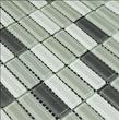 Martini Mosaic glass mosaic tile aria pebble creek mc15