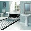 Bella Bathrooms Launches Cambridge Bathroom Suite in Honour Of New Prince