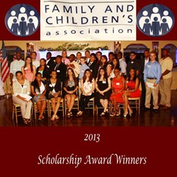 Family and Childrens Association 2013 Scholarship Fund