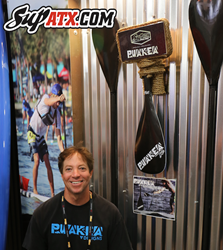 Johnny Puakea and SUP ATX join forces to introduce a new line of SUP paddles