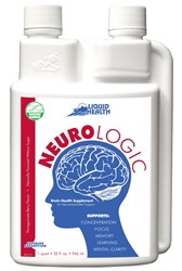 liquid supplement for brain health