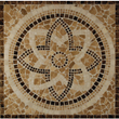 Tesoro 24X24 square polished medallion from ARTA - DRIARTMED