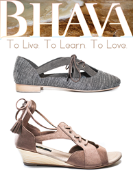 BHAVA, vegan shoes, organic, fashion, women's footwear
