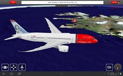 FlightPath3D Moving Map
