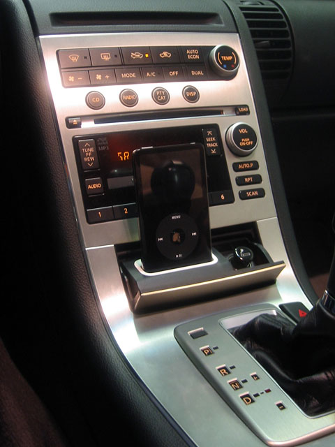 Spec Dock Car Iphone Dock For Infiniti Now Updated With