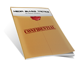 Media Buying Tactics Report by Gauher Chaudhry