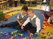 Everest Academy preschoolers enjoy friendship and play