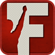 Fanatic social logo