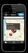 Fanatic iPhone App, 'Explore' screenshot