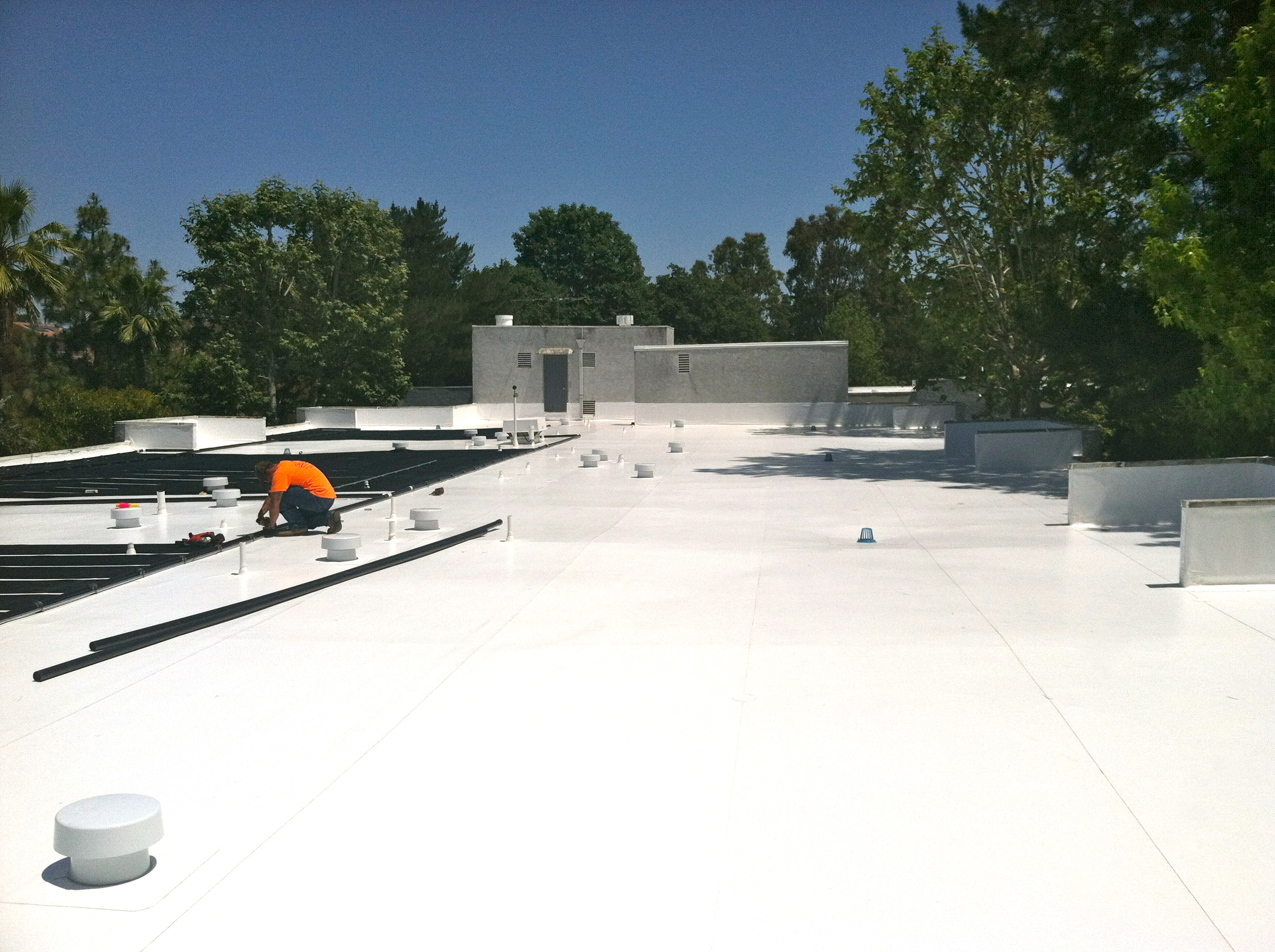 Superb IB Roof System Installed By Chandleru0027s Roofing On The Estates Condominiums  In Rancho Palos Verdes, CA.