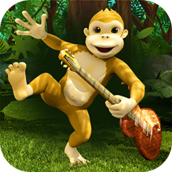 Gorilla Band App Icon Image