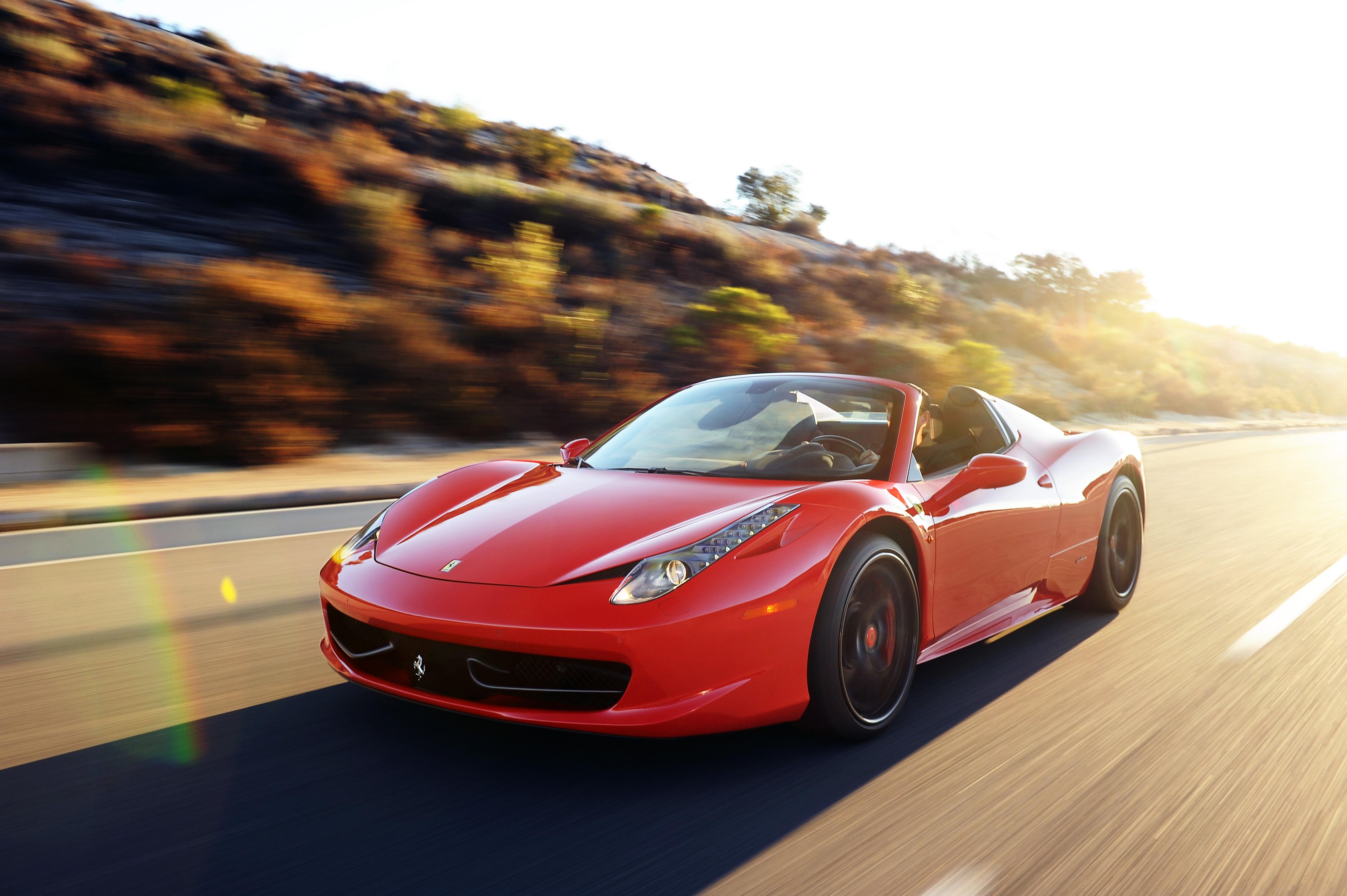 Italian Sports Car Informally