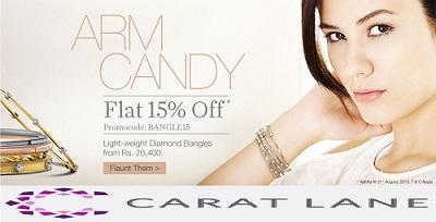 Caratlane discount coupons