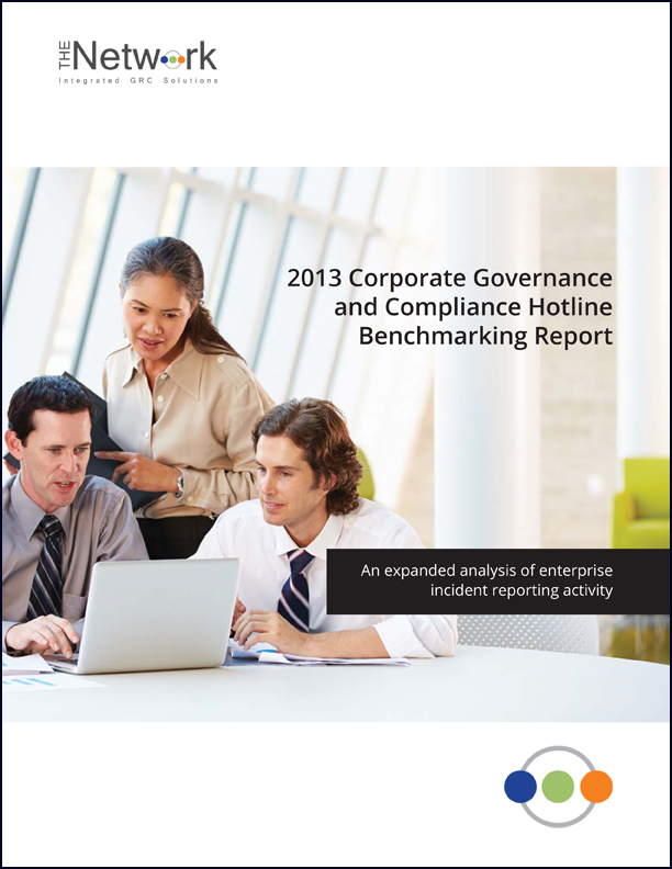 corporate compliance benchmarking essay Perative for corporate compliance and risk mitiga-tion coordination and integration is on the rise  the surveys' findings and the white papers' insights have been cited in articles, speeches and management presentations  arma international   aiim information governance benchmarking survey marcy zweerink, phd is a principal.